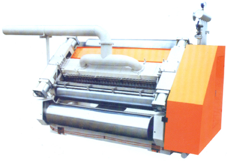 Fingerless Type Single Facer (corrugation)